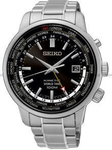 Zegarek Seiko Kinetic World Time SUN069P1